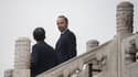 Édouard Philippe achève ce lundi une visite de quatre jours en Chine.