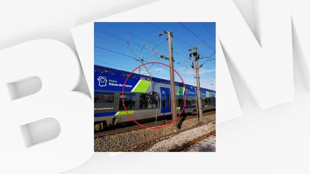 Un défaut d'alimentation électrique perturbe le trafic des TER ce mardi.