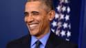 Barack Obama, le 18 décembre 2015.