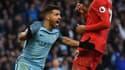 Face à Liverpool (1-1), l'attaquant de Manchester City Sergio Agüero a égalisé mais a surtout beaucoup gâché.