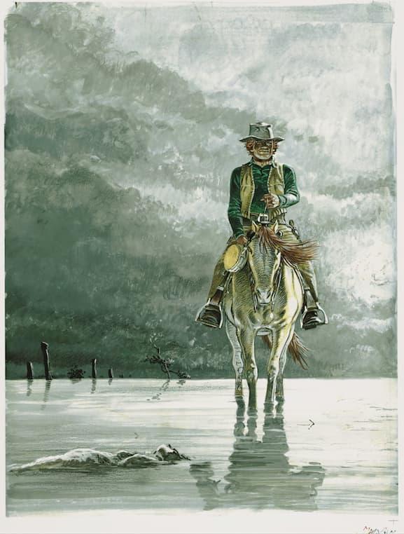 Comanche  de Hermann