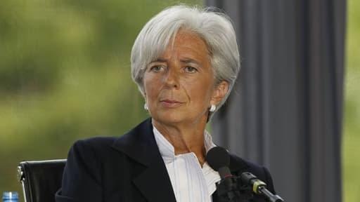 L'institution dirigée par Christine Lagarde considère que  le chômage français s'élèvera à 10,6% en 2013