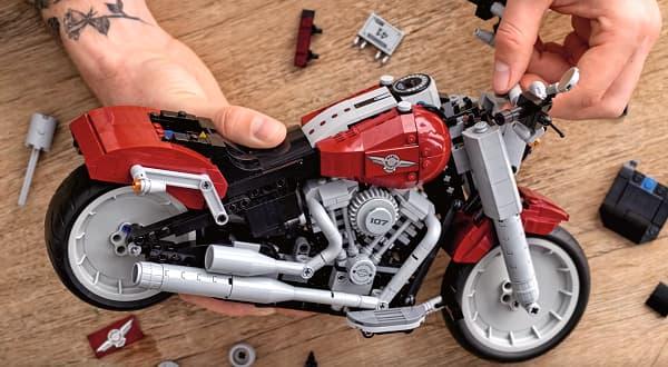 Harley Lego