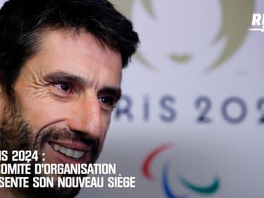 Paris 2024 : Le comité d'organisation présente son nouveau siège