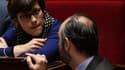 """La secrétaire d'Etat Christelle Dubos, notamment chargée de la lutte contre la pauvreté, a présidé le premier """"comité d'orientation stratégique"""" du futur """"revenu universel d'activité"""""""