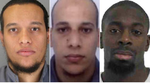 Les frères Kouachi et Amedy Coulibaly ont planifié minutieusement leurs attaques.