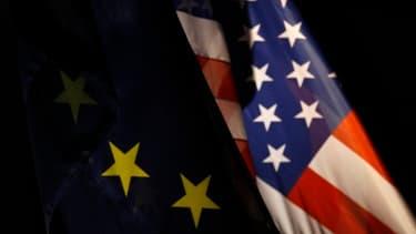 """Le """"shutdown"""" américain porte peu à conséquences pour l'Europe, mais un défaut des Etats-Unis provoquerait une """"déflagration mondiale""""."""