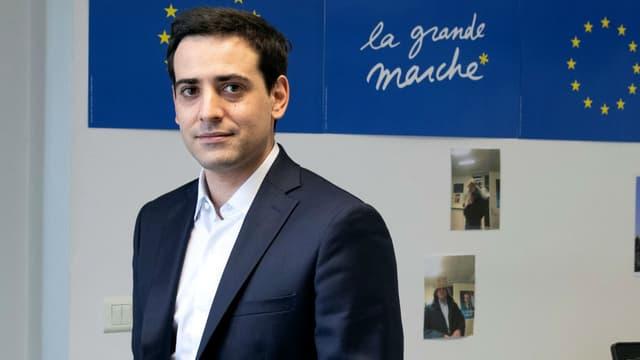 Stéphane Séjourné, directeur de campagne de LaREM pour les élections européennes