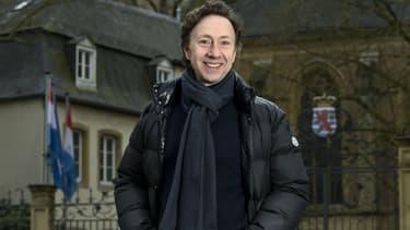 Stéphane Bern au Luxembourg en février 2017