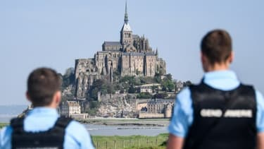 Classé au patrimoine mondial de l'Unesco, le Mont Saint-Michel attire près de 2,5 millions de touristes par an (PHOTO D'ILLUSTRATION).