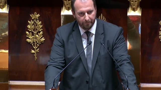 Le député Christophe Arend accusé de harcèlement sexuel