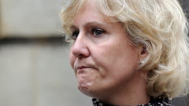 La députée européenne Nadine Morano avait refusé un poste de secrétaire nationale à l'UMP.