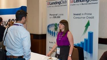 La plateforme de prêts subit un important recul d'activité depuis quelques mois.