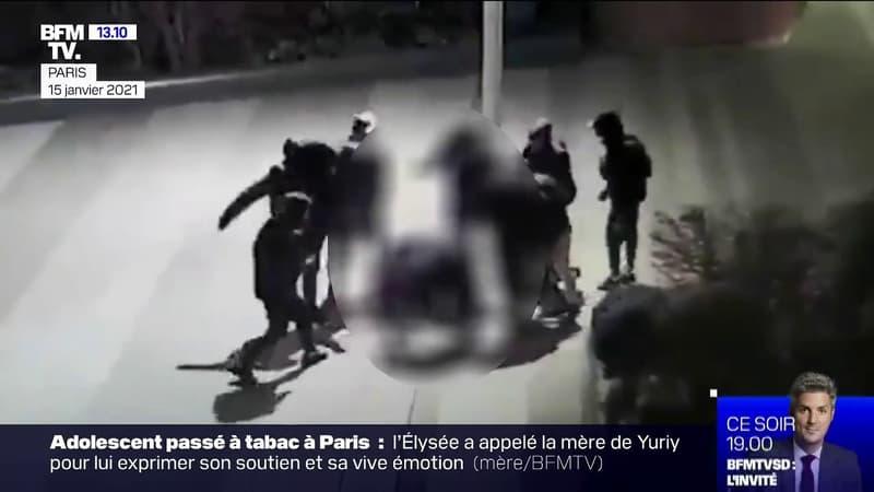 Ce que l'on sait de l'agression de Yuriy, 15 ans, dans le XVe arrondissement de Paris