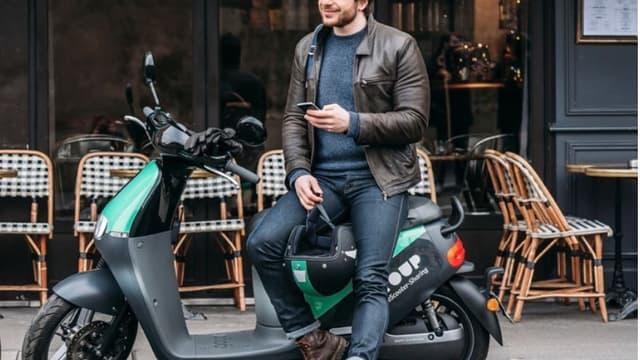 La flotte de la filiale de Bosch passe de 600 à 1700 scooters électriques en libre-service à Paris dès mai 2018.