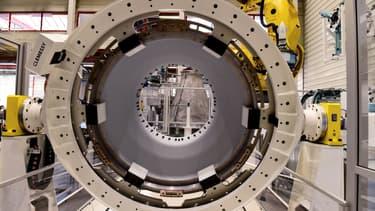 ArianeGroup est en charge de la production des lanceurs de fusée Ariane.