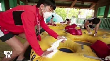 Coronavirus: le plus grand parc aquatique de Corée du Sud autorisé à rouvrir