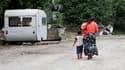 Un vol rapatriera ce jeudi 79 Roms à Bucarest, en Roumanie. Pour le moment, ces retours sont tous volontaires.