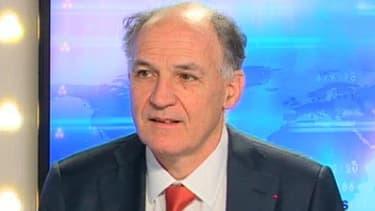 Pierre-André de Chalendar était l'invité de Good Morning Business ce jeudi 20 février.