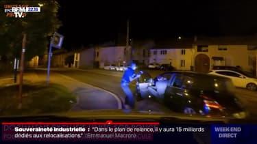 Contrôle routier: un policier traîné sur 500 mètres - 28/08