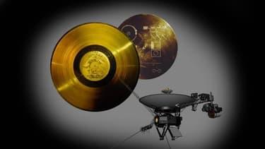 En 1977, cet album a été tiré à 14 exemplaires dont deux voyagent toujours dans la galaxie.