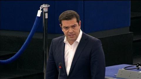 Crise grecque: Tsipras dénonce le clientélisme des précédents gouvernements