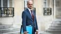 Le ministre de l'Education Jean-Michel Blanquer, le 31 août 2018 à l'Elysée.