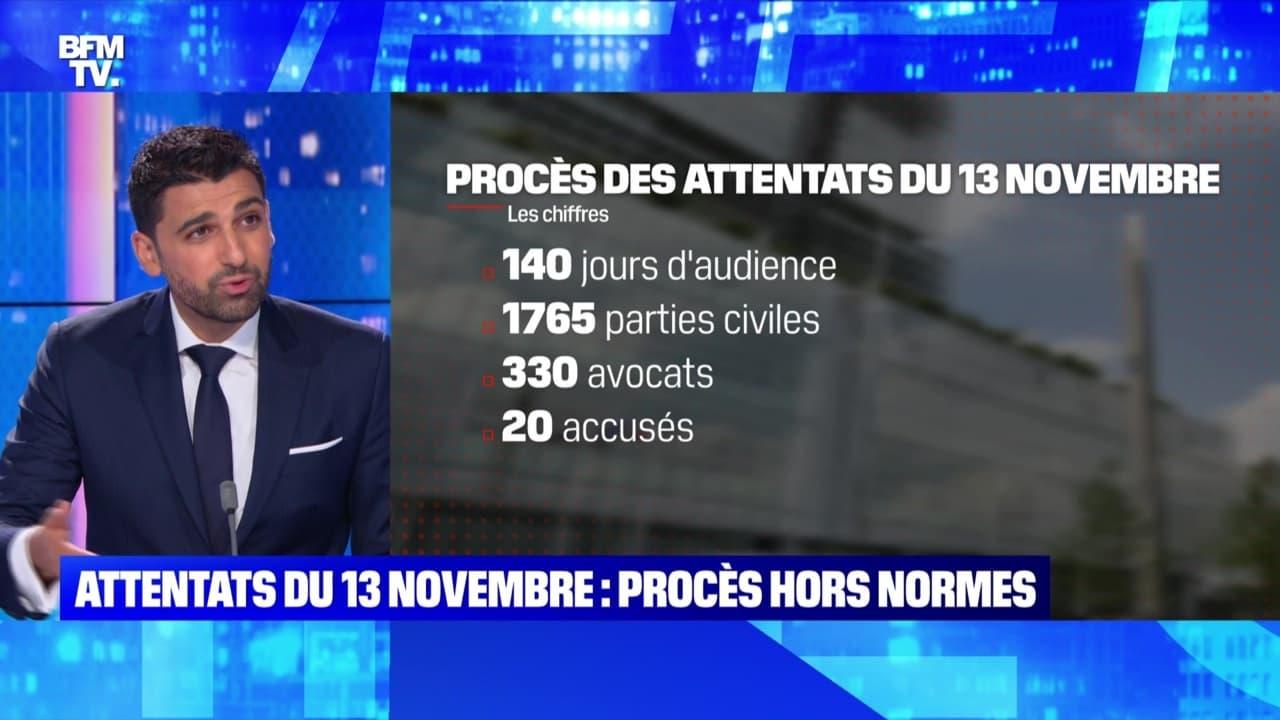 Le procès évènement des attentats du 13 novembre (2)