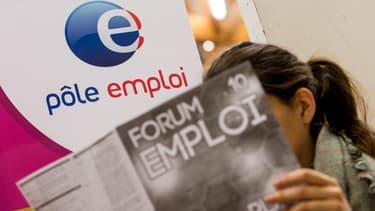 Au sens du Bureau international du travail, la France comptait 2,877 millions de chômeurs en métropole.