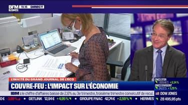"""François Asselin (CPME) sur les 20 milliards de prêts participatifs: """"il faut un ticket d'entrée compatible avec la taille d'une PME"""""""