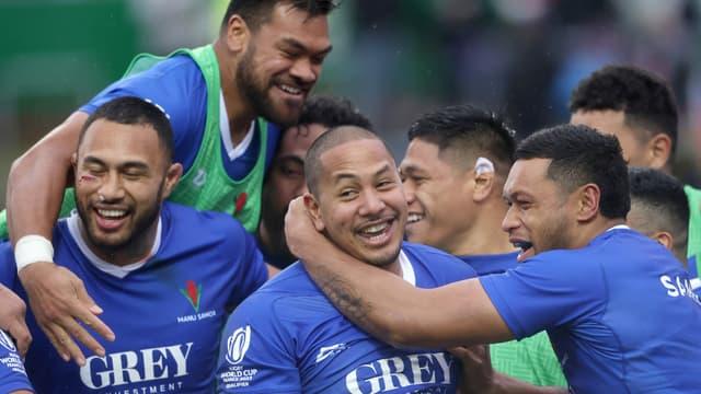 La joie des Samoans