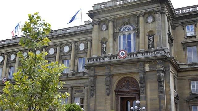 Vue du Quai d'Orsay. Après le rappel de l'ambassadeur de France à Téhéran à la suite de la mise à sac de l'ambassade britannique dans la capitale iranienne, Paris a décidé de réduire son personnel diplomatique sur place, pour des raisons de sécurité. /Pho