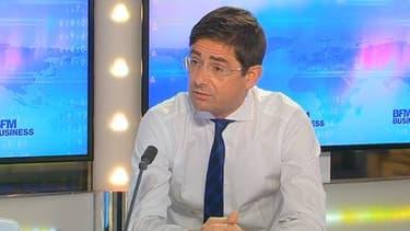 Nicolas Dufourcq, était l'invité  de BFM Business, ce lundi 18 novembre.