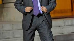 Jacques Attali, à la sortie de l'Elysée, à Paris. La commission Attali sur les conditions d'une relance de la croissance recommande un traitement de choc passant par des mesures ambitieuses, au moment où la réforme des retraite alimente la tension sociale