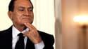 Hosni Moubarak quitte la présidence de l'Egypte