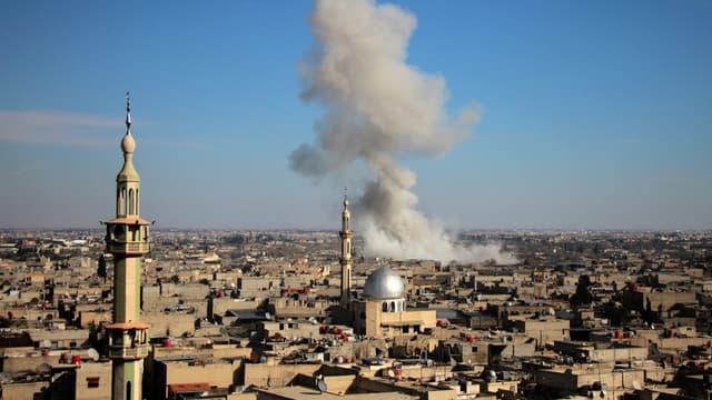 Au moins 270 civils, dont près de 67 enfants ont été tués depuis dimanche