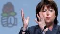 Martine Aubry a assuré mardi se réjouir du travail de Dominique Strauss-Kahn, le directeur du Fonds monétaire international (FMI) qui est aussi son rival potentiel pour la prochaine élection présidentielle de 2012. /Photo prise le 27 mars 2010/REUTERS/Vin