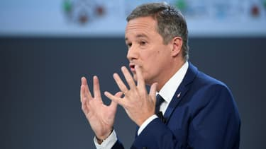 Nicolas Dupont-Aignan menace d'attaquer TF1 en justice. (Photo d'illustration)