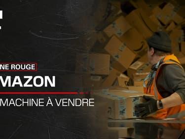"""""""Amazon, la machine à vendre"""": revoir l'enquête de BFMTV"""