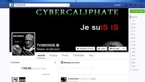 Piratage de TV5Monde: comment lutter contre le cyber-jihadisme?