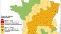 ALERTE ORANGE À LA CANICULE DANS 33 DÉPARTEMENTS