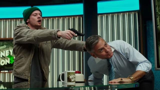 """George Clooney dans """"Money Monster"""" réalisé par Jodie Foster"""