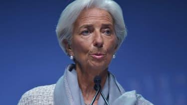 Christine Lagarde, la directrice générale du FMI, assure ne pas partager les critiques de ce rapport