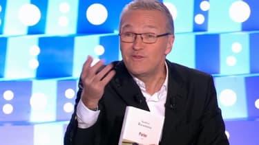 """Laurent Ruquier sur le plateau de """"ONPC"""""""