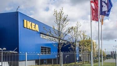 Ikea a développé une application pour visualiser les meubles en 3D dans son intérieur avant l'achat.