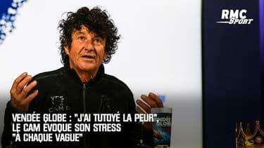 """Vendée Globe : """"J'ai tutoyé la peur"""", Le Cam évoque son stress """"à chaque vague"""""""