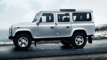 Le Defender de Land Rover ne sera plus produit