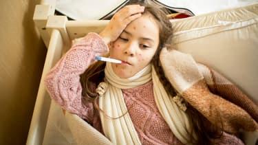 Plus de 500 cas de rougeole ont été signalés au cours du mois de janvier en Europe.