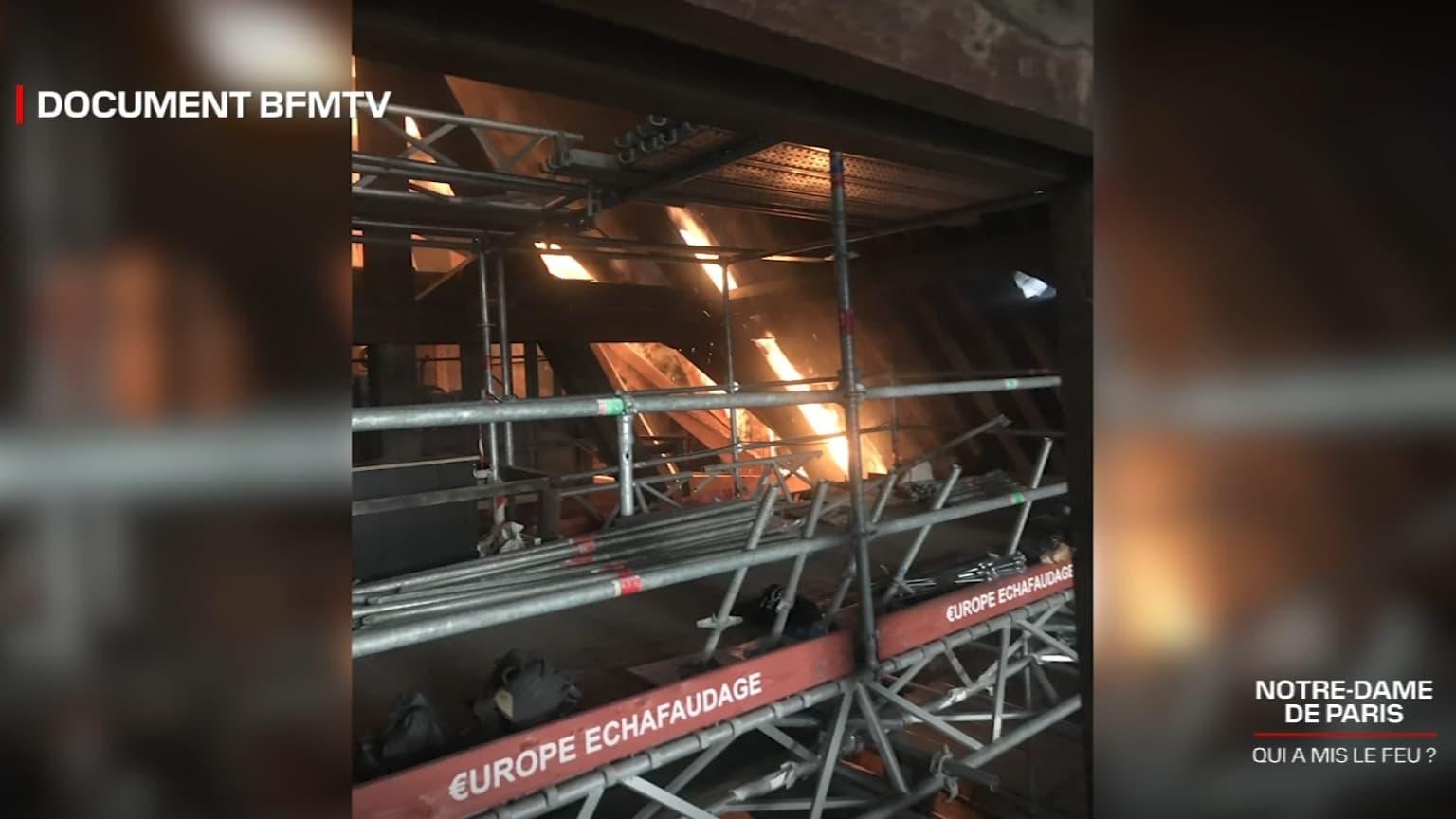 Incendie à Notre-Dame de Paris: un an après, où en est l'enquête? Notre document inédit
