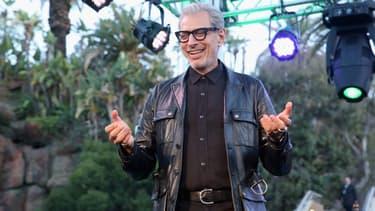 Jeff Goldblum en mai 2018 à Los Angeles